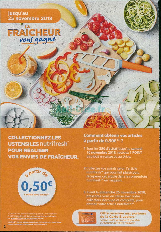 20 2018super 3 Leclerc Du Au Pouvoirs 16 Catalogue Octobre On0wN8PkXZ