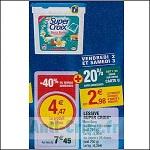 Bon Plan Lessive Super Croix Capsules chez Magasins U (30/10 - 03/11) - anti-crise.fr