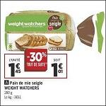 Bon Plan Pain de Mie Weight Watchers chez Géant Casino (16/10 - 26/10) - anti-crise.fr