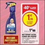 Bon Plan Gomme Magique Mr Propre chez Magasins U - anti-crise.fr