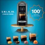 Offre de Remboursement Nespresso : 100€ Remboursés sur Machine Vertuo - anti-crise.fr