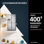 Offre de Remboursement Samsung : Jusqu'à 400€ Remboursés sur Réfrigérateur - anti-crise.fr