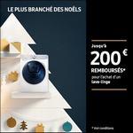 Offre de Remboursement Samsung : Jusqu'à 200€ Remboursés sur Lave-Linge - anti-crise.fr