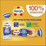 Offre de Remboursement FlashPromo : Pain Harrys 100% Mie 100% Remboursé - anti-crise.fr