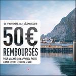 Offre de Remboursement Panasonic : 50€ Remboursés sur Appareil Photo Lumix - anti-crise.fr