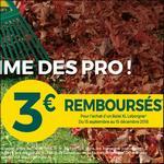 Offre de Remboursement Leborgne : 3€ Remboursés sur Balai XL - anti-crise.fr