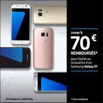 Offre de Remboursement Samsung : Jusqu'à 70€ remboursés sur Galaxy S7 - anti-crise.fr