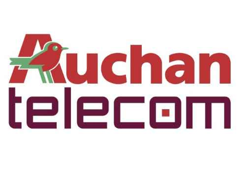 8.99€ par mois le forfait mobile AUCHAN TELECOM 60Go durant 12 mois
