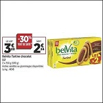 Bon Plan Biscuits Belvita chez Géant Casino (27/11 - 09/12) - anti-crise.fr
