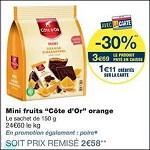 Bon Plan Côte d'Or Mini chez Monoprix (21/11 - 03/12) - anti-crise.Fr