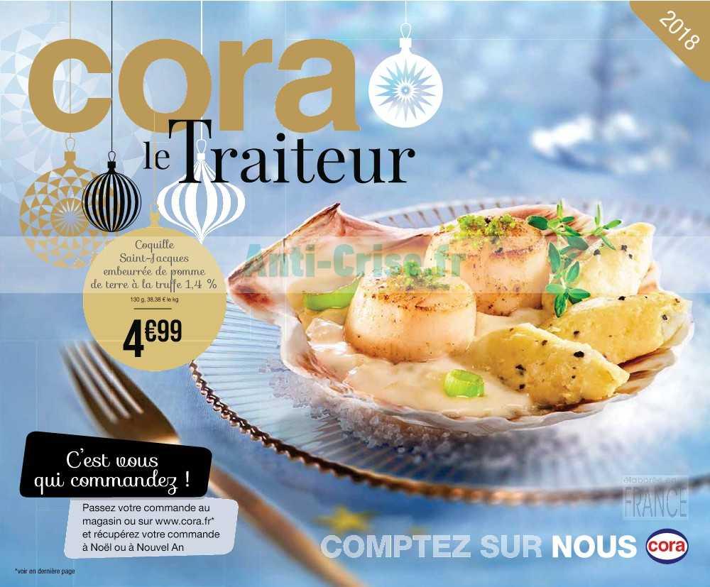 Cora Menu De Noel.Catalogue Cora Du 20 Novembre Au 31 Decembre 2018 Traiteur