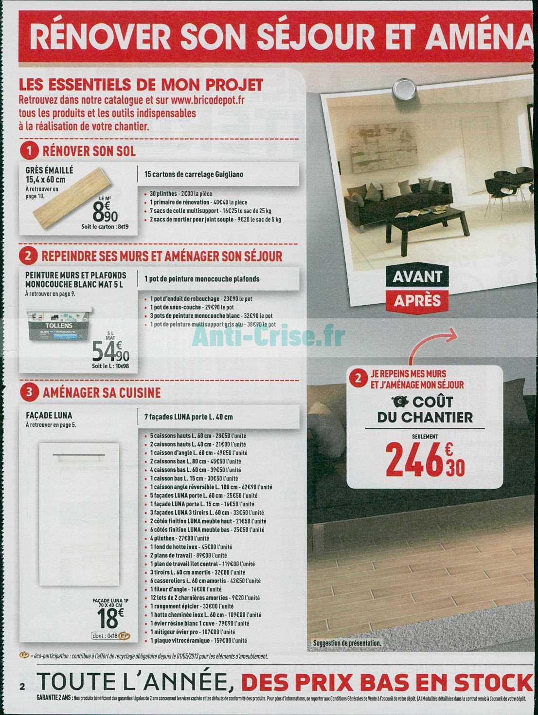 Brico Depot Le Nouveau Catalogue Du 09 Au 30 Novembre 2018 Est Disponible Que Vous Reserve Le Dernier Catalogue