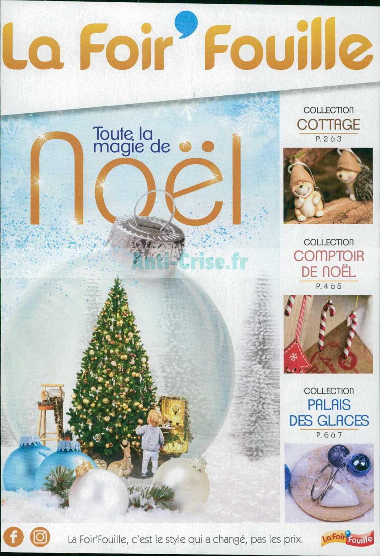 Catalogue La Foir Fouille Du 12 Au 22 Novembre 2018