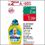 Bon Plan Spray Ultra Power Mr Propre chez Match (20/11 - 25/11) - anti-crise.Fr