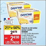 Bon Plan Yaourts 1919 Danone chez Cora (02/01 - 07/01) - anti-crise.fr