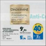 Bon Plan Crème Diadermine Expert Fondamental chez Leclerc - anti-crise.fr