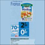 Bon Plan Surimi Moelleux Fleury Michon chez Auchan - anti-crise.fr