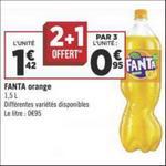 Bon Plan Boisson Fanta chez Géant Casino - anti-crise.fr