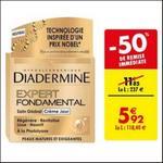 Bon Plan Crème Diadermine Expert chez Carrefour - anti-crise.fr