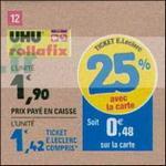 Bon Plan Scotch Rollafix UHU chez Leclerc Nord-Est - anti-crise.fr