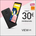Offre de Remboursement Wiko : Jusqu'à 30€ Remboursés sur Smartphone View Lite - anti-crise.fr