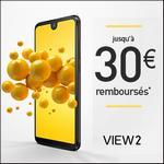 Offre de Remboursement Wiko : Jusqu'à 30€ Remboursés sur Smartphone View2 - anti-crise.fr