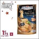 Bon Plan Farce Cuisinée Maître Coq chez Carrefour (11/12 - 31/12) - anti-crise.Fr
