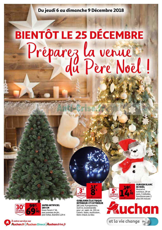 Catalogue Auchan Local Du 06 Au 09 Décembre 2018 Aubagne
