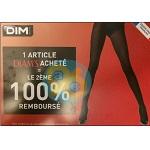 Offre de Remboursement Dim : Votre 2ème Produit Diams 100% Remboursé - anti-crise.fr