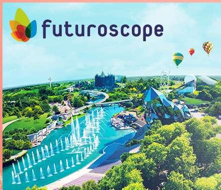 Bon plan billets Futuroscope à prix réduits (45€ pour 1 adulte + 1 enfant)