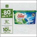 Bon Plan Lessive Le Chat Capsules chez Carrefour (26/12 - 14/01) - anti-crise.fr