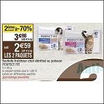 Bon Plan Sachets Fraîcheur pour Chat Perfect Fit chez Cora (11/12 - 17/12) - anti-crise.fr