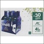 Bon Plan Bière Skoll Originale chez Carrefour (11/12 - 16/12) - anti-crise.Fr