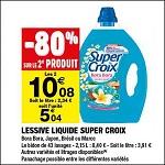 -aBon Plan Lessive Super Croix chez Carrefour Market (02/01 - 13/01) - anti-crise.Fr