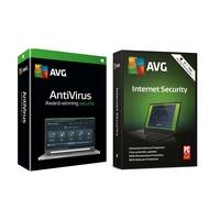 19.99€ l'antivirus AVG INTERNET SECURITY 3 postes – 2 ans