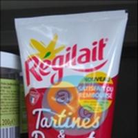 Offre de Remboursement Régilait : Tartines & Desserts Confiture de Lait Satisfait ou 100% Remboursé