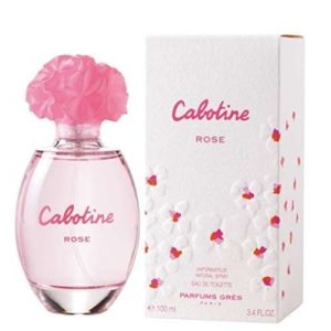 10,49€ l'eau de toilette Cabotine Rose 100ml – Amazon