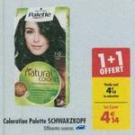 Bon Plan Coloration Palette Schwarzkopf chez Carrefour - anti-crise.fr