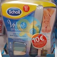 Offre de Remboursement Scholl : 10€ Remboursés sur Râpe Electrique ou Système Electrique Sublime Ongles