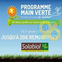 Offre de Remboursement Solabiol : Jusqu'à 20€ Remboursés