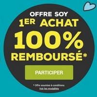 Offre de Remboursement Soy : Galettes Créatives 100% Remboursé