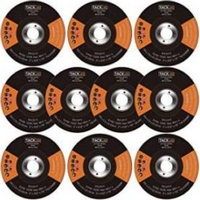 2,99€ le lot de 10 disques de meuleuses d'angles