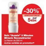 Bon Plan Après-Shampooing 3MM Aussie chez Monoprix - anti-crise.fr