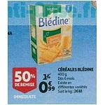 Bon Plan Blédine de Blédina chez Auchan (09/01 - 15/01) - anti-crise.Fr