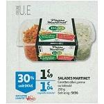Bon Plan Salades Duo Pierre Martinet chez Auchan (09/01 - 15/01) - anti-crise.Fr