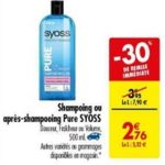 Bon Plan Shampoing ou Après-Shampooing Syoss chez Carrefour (29/01 - 04/02) - anti-crise.fr