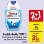 Bon Plan Dentifrice Teraxyl chez Carrefour (29/01 - 04/02) - anti-crise.fr