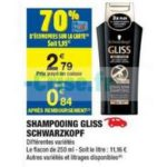 Bon Plan Shampooing Gliss chez Carrefour Market - anti-crise.fr