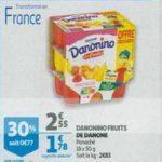 Bon Plan Danonino chez Auchan - anti-crise.fr