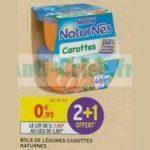 Bon Plan Bols Légumes Naturnes Nestlé chez Intermarché - anti-crise.fr